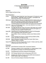 Sample Of Hobbies And Interests On A Resume 35 Doc How To Write In Examples