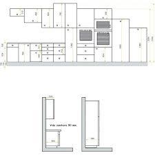 hauteur plan de travail cuisine ikea taille standard meuble cuisine taille standard meuble cuisine