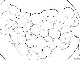 Vector Illustration De Lapin De Dessin Animé Tenant La Carotte