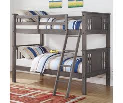 Bunk Bed Huggers by Donco Kids Bunk Bed Grey Bunk Beds Mom U0027s Bunk House