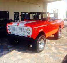 International Harvester : Scout Scout II | International Scout ...