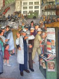 Coit Tower Murals Images by Visiting Coit Tower Tower San Francisco Art And Public Art