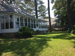 Crab Pot Christmas Trees Morehead City Nc by Beautiful Waterfront Home W Sleeping Porch Vrbo