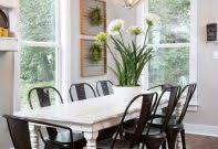 Shabby Chic Dining Room Table by Ideas For Refinishing Dining Room Set Table Formal Setting Round