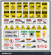 Set Safety Caution Signs Symbols Forklift Stock Vector 768538657 ... About Fork Truck Control Crash Clipart Forklift Pencil And In Color Crash Weight Indicator Forklift Safety Video Hindi Youtube Speed Zoning Traing Forklifts Other Mobile Equipment My Coachs Corner Blog Visually Clipground Hire Personnel Cage Forktruck Truck Safety Lighting With Transmon Shd Logistics News Health With
