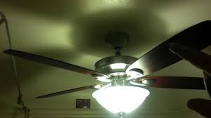 Hunter Ceiling Fan Wiring Schematic by Hunter Ceiling Fan Install Manual Control Youtube