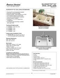 americast kitchen sink 7179 kitchen sink