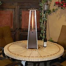 Patio Heater Thermocouple Replacement by Az Patio Heater Bronze Portable Glass Tube Tabletop Heater