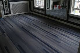 Staining Wood Floors Darker by Staining Wood Floors With Dark Color Loccie Better Homes Gardens