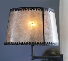 Mica Lamp Company Sconce by Filigree Mica Lamp Shade Pottery Barn