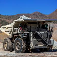 Rigid Dump Truck / Diesel / Mining And Quarrying - T 264 - Liebherr ...