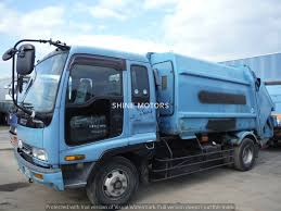 USED TRUCK ISUZU GARBAGE TRUCK | Shine Motors
