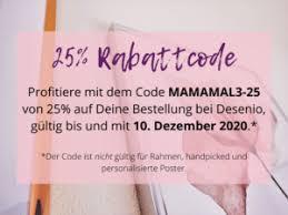 desenio poster inspiration und rabattcode mal 3