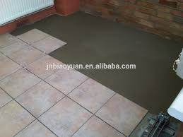 grey 20kg floor tile adhesive for concrete floors