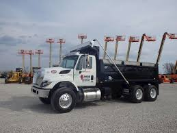 2016 International 7500 Heavy Duty Dump Truck For Sale, 2,764 Miles ...