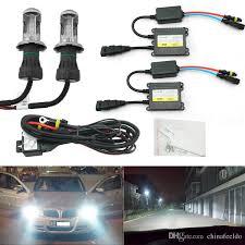 leewa 35w ac car headlight h4 hid xenon bulb hi lo beam bi xenon