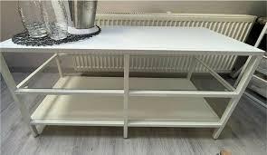 weißes tv regal wohnzimmer regal