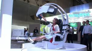 The Emperor Gaming Chair by Emperor Chair From Sharp Might Make Physicals Obsolete