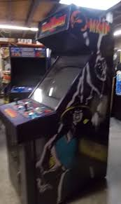 Mortal Kombat Arcade Cabinet Specs by Mortal Kombat Ii Upright Video Arcade Machine Game For Sale By