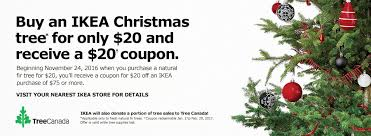 Christmas Tree Types Canada by Buy A Christmas Tree From Ikea Ikea