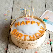 happy birthday geburtstagskuchen oma milena per post