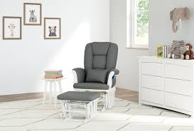 Storkcraft Tuscany Custom Upholstery Glider And Ottoman & Reviews ...