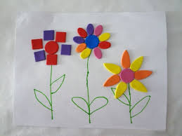 Spring Flower Crafts Preschool