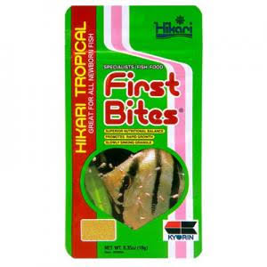 Hikari Tropical First Bites Fish Food - 10g