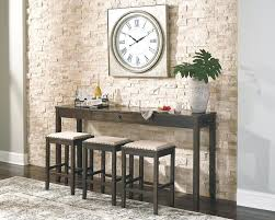 Ashley Drm Counter Table Set Kitchen Gorgeous New Classic ...