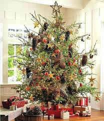 Decorate Alpine Tree Foot Primitive Skinny Style Artificial Christmas Trees Vintage Best