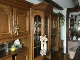 wohnzimmerschrank eiche rustikal 320cm eur 160 00