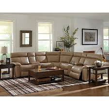 bruno collection sectionals living rooms art van furniture