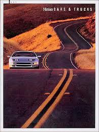 1989 Nissan Truck And Pathfinder Wiring Diagram Manual Original ...