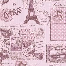 Image Is Loading PINK VINTAGE PARIS EIFFEL TOWER TEXTURED FEATURE WALLPAPER
