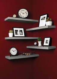 Living Room Corner Ideas Pinterest by Easy Corner Shelving Idea For Wall Mounted Media Center In Living