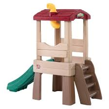 Step2 Furniture Toys by Step2 Naturally Playful Lookout Treehouse 57 5