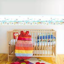 frise chambre bebe frise murale bébé stickers stickers malin