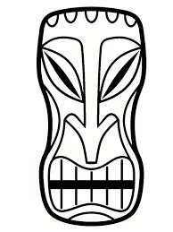 Dessin Totem Tiki Raffiné Totem Pole Printables 06 Jenny S Board