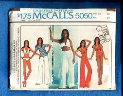 1970's McCall's 5050 Halter Swimsuits Boating Top & Wide Leg Pants Size 12  UNCUT Womens Long Sleeve Escalante Swimsuit Upf 50 Sydney 20 Swimsuits Under Zaful Striped Cout Onepiece Women Fashion Clothingtopsdrses Shoplinkshe Plus Size Clothing Clearance Men Goodshop Coupons Coupon Codes Exclusive Deals And Discounts Vegetable Pattern One Piece Swimsuits Swimwear Bathing Suits For All Shoshanna Find Great Deals For All Free Shipping Code Student