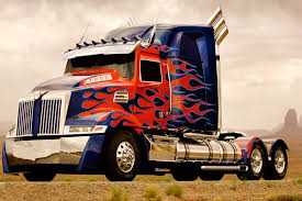100 Optimus Prime Truck Model Uber Wants To Give You A Ride From The Verge
