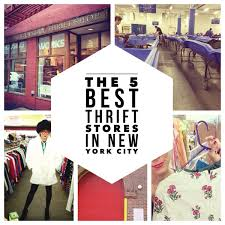 Where To Go Thrift Store Shopping In NYC My 5 Favorite Spots