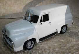 Review: 1955 Ford Panel Truck | IPMS/USA Reviews