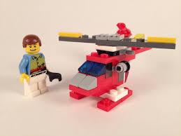 100 How To Build A Lego Fire Truck LEGO Creator Mini 6911 Brick Radar