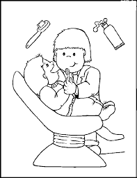 Coloring Page Doctor Jobs 43