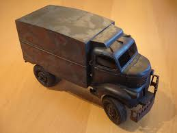 100 Truck From Jeepers Creepers 41 Chevrolet COECustom Scale Auto