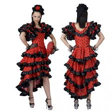 Image Espagne Flamenco Dessin Coloriage En Ligne Du Dessin