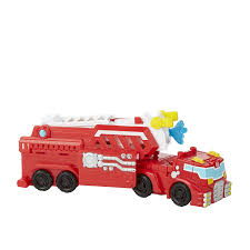 Transformers Playskool Heroes Rescue Bots Hook And Ladder Heatwave ...