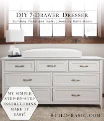 Best Woodworking Projects Beginner by Best 25 Dresser Plans Ideas On Pinterest Diy Dresser Plans Diy