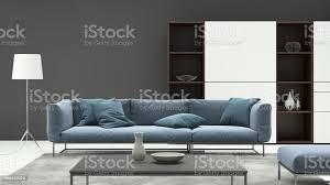 minimalistische moderne interieur wohnzimmer mit sofa stockfoto und mehr bilder 16 9 format