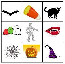 Halloween 6 Online Castellano 21 sets of free printable halloween bingo cards